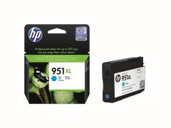 HP 951XL Cyan Officejet Ink Cartridge