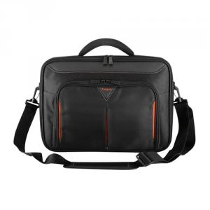 Targus Classic+ 15-15.6 Clamshell Black&Red