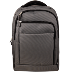Convenient BackPack for laptop  15.6 (Color: Grey)