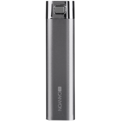 CANYON CNE-CPB26GR Grey color power battery charger 2600mAh