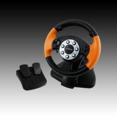 Gaming Wheel CANYON CNG-GW01N PC-USB gaming wheel (