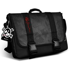 CANYON CNL-TNB09 15.6'' Messenger bag in black with Tattoo printing