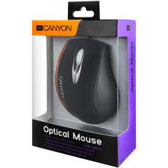 Input Devices - Mouse Box CANYON CNR-MSO01N (Cable