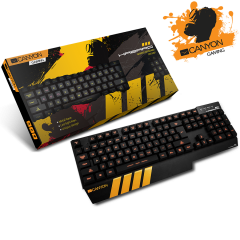 "CANYON Gaming Keyboard CNS-SKB7 ""Hazard"" (Branded cable"