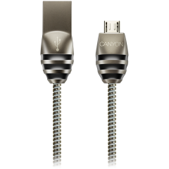 CANYON Micro USB 2.0 standard cable