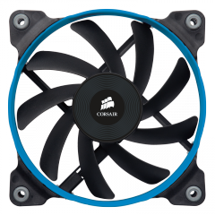 Вентилатор за кутия Corsair Fan AF120 Low noise high airflow fan
