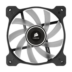 Вентилатор за кутия Corsair Air Series AF120 LED Quiet Edition High Airflow Fan