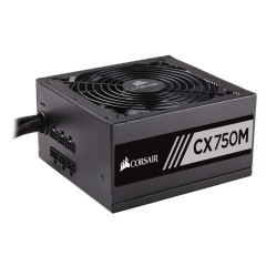 Захранване Corsair Builder CX Series CX750M 80+ Bronze