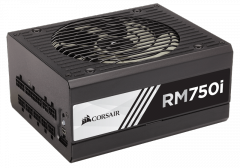 Захранване Corsair Enthusiast RMi Series RM750i Power Supply