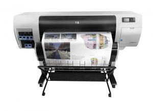 HP Designjet T7100 42-in Printer