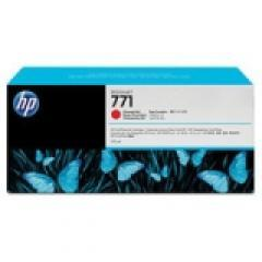 HP 771 3-pack 775-ml Chromatic Red Designjet Ink Cartridges
