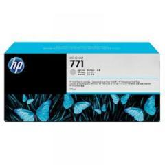 HP 771 3-pack 775-ml Light Gray Designjet Ink Cartridges
