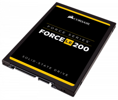 SSD Corsair Force Series LE200 2.5 240GB SATA III TLC 7mm; Up to 560MB/s Sequential Read