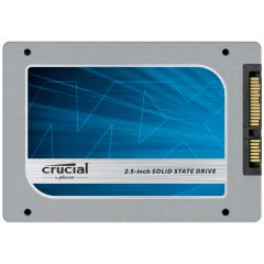 "128GB Crucial MX100 SATA 6Gbps 2.5"" 7mm (with 9.5mm adapter) SSD"