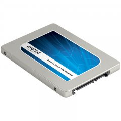 "Crucial SSD 480GB Crucial® BX200  SATA 2.5"" 7mm (with 9.5mm adapter) SSD"