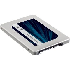 "CRUCIAL 750GB Crucial MX300 SATA 2.5"" 7mmn (with 9.5mm adapter) SSD"