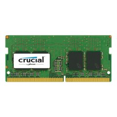 Crucial DRAM 8GB DDR4 2400 MT/s (PC4-19200) CL17 SR x8 Unbuffered SODIMM 260pin Single Ranked