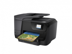 Принтер HP OfficeJet Pro 8710 All-in-One Printer + L0S70AE Консуматив HP 953XL