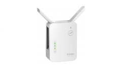 Wireless Range Extender N300 With 10/100 port and external antenna