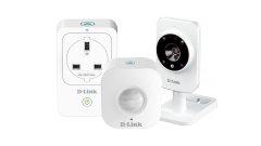 mydlink Home SMART Home HD Starter Kit Package contains: 1 x DCS-935L mydlink Home Monitor HD