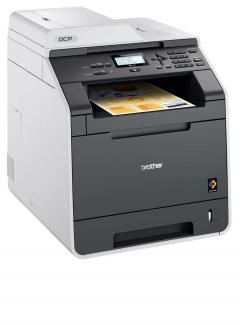 Brother DCP-9055CDN Colour Laser Multifunctional