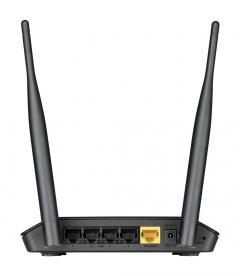 D-Link Wireless N 300 Cloud Router with 4 Port 10/100 Switch