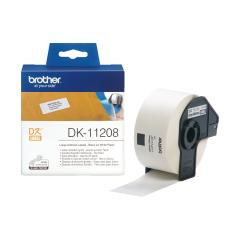 Brother DK-11208 Large Address Paper Labels