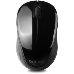 Input Devices - Mouse DELUX DLM-135GB (Wireless 2400MHz