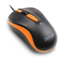 Input Devices - Mouse DELUX DLM-137GX-G01UF  2.4GHZ Wireless optical 1000dpi