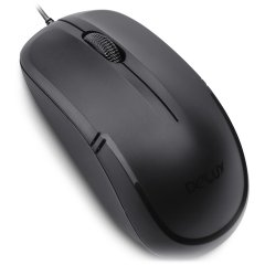 Input Devices - Mouse DELUX DLM-M136GX 2.4GHz wireless Black