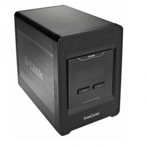 D-Link Sharecenter Quattro Network Storage Enclosure 4-Bay SATA