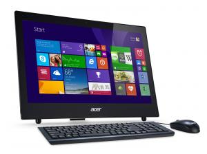 PC Acer Aspire ALL-IN-ONE AZ1-601_WIN 8.1/Intel Celeron N2830 2.16GHz