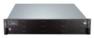 D-Link 2U/12 Bay IP-SAN Storage enclosure: Dual controller