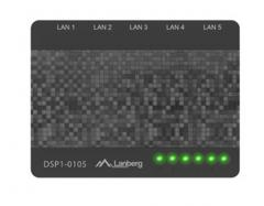Lanberg switch DSP1-0105 5-port