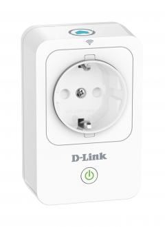 D-Link DSP-W215/E myHome SmartPlug Turn devices on/off with the free mobile app