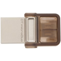 Kingston  32GB  DT MicroDuo USB 2.0 + microUSB (Android/OTG)