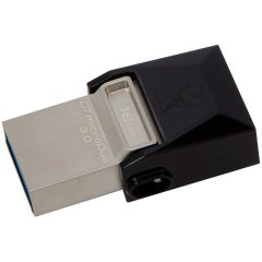Kingston 16GB  DT MicroDuo USB 3.0 + microUSB (Android/OTG) EAN: 740617230734