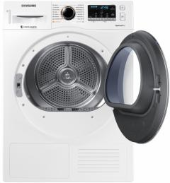 Samsung DV90M52103W/LE Dryer With thermopomp