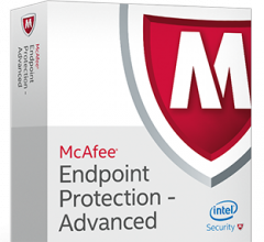 McAfee Endpoint Protection - Advanced Suite ProtectPLUS Perpetual License with 1yr Business Software