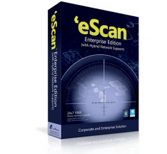 eScan Enterprise Edition for Microsoft SBS 45 users / 1 year