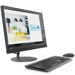 "Lenovo IdeaCentre AIO 520 23.8"" WVA FullHD Touch i5-7400T up to 3.0GHz QuadCore"