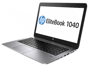HP EliteBook 1040 Intel Core i7-4600U 4GB 1600MHz DDR3L 256GB SATA-3 14 LED FHD UWVA AG Intel 7260AN