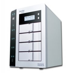 NAS PROMISE SmartStor NSx700 Series ( supported 4 HDD