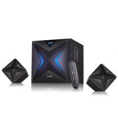 Multimedia Bluetooth Speakers F&D F550X (2.1 Channel Surround