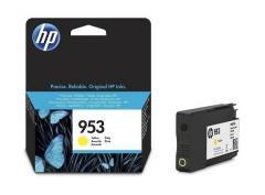 Консуматив HP 953 Standard Original Ink Cartridge; Yellow;  Page Yield 640; HP OfficeJet