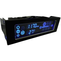 SPEEDTOUCH 6 - LED Fan Controller with Touch Screen for 6 x 30W Channels