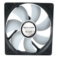 GELID Silent 14 PWM 140mm PWM fan-1200 RPM max 12-25.5 dBA