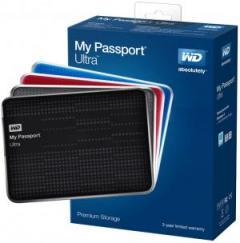 HDD 1TB USB 3.0 MyPassport Ultra Blue (3 years warranty)