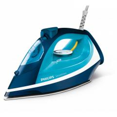 Philips Парна Ютия Steam 40g/min;170g steam boost Ceramic soleplate 2400 W Safety Auto Off