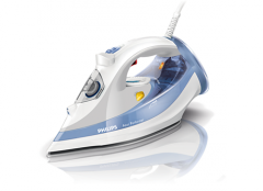 Philips Парна ютия 2400W Azur Performer with SteamGlide soleplate